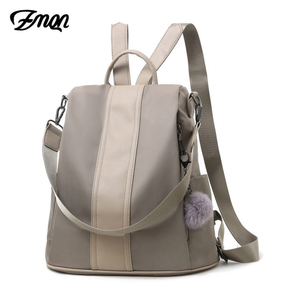 School Teenage Girl Anti Theft Back Pack