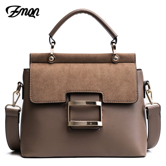 Women Famous Brand Spring PU Leather Handbags