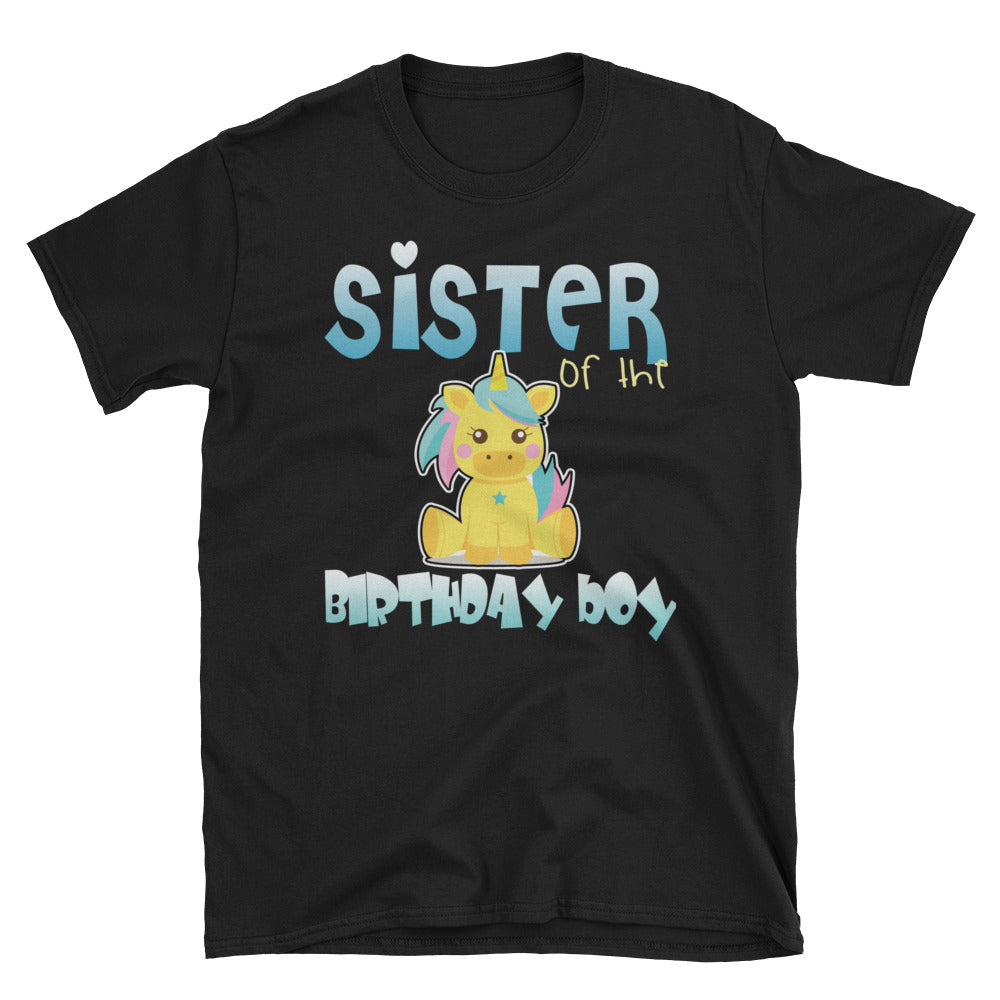Sister of the birthday girl T-Shirt
