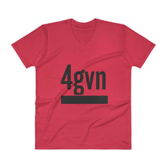 4gvn  (forgiven)  V-Neck T-Shirt | Christian T shirt, Faith based t-shirt, Inspirational t shirt