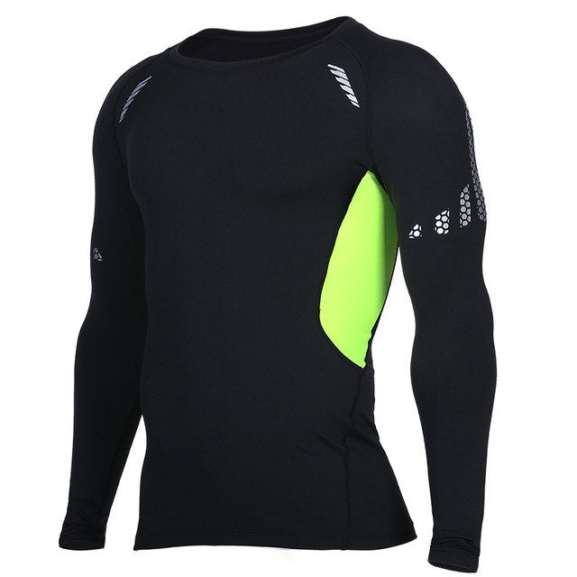 Rugafit Compression Fitness Shirt