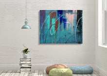 Abstract One - Fine Art Canvas Print