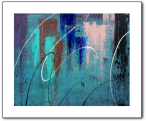 Abstract One - Fine Art Print