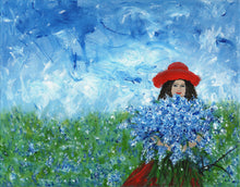 Being A Woman No.3 (Bluebonnet Love)