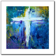 Cross No.4 - Fine Art Print