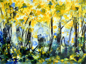 "Day Sixty-nine ""Aspen Forest"""