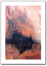 Kingdom Under the Mountain - Fine Art Print
