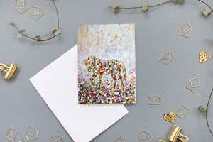 Playfulness - Greeting/Note Card