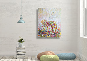 Playfulness - Fine Art Canvas Print