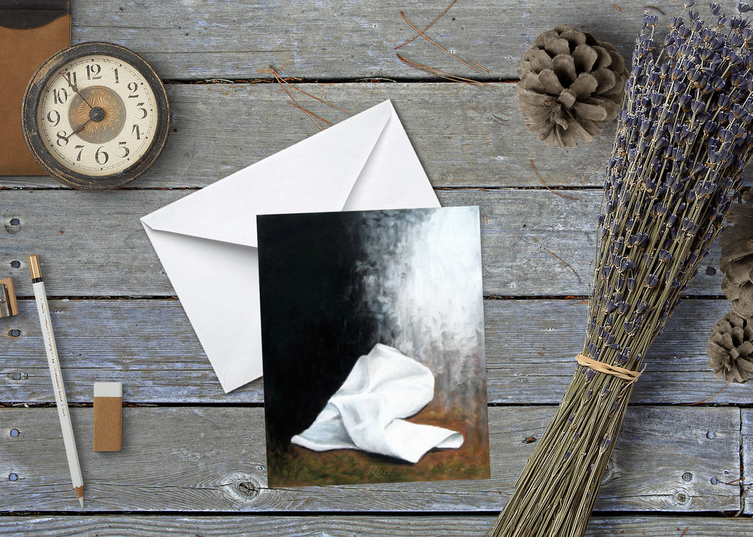 Risen - Greeting/Note Card