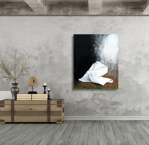 Risen - Fine Art Canvas Print