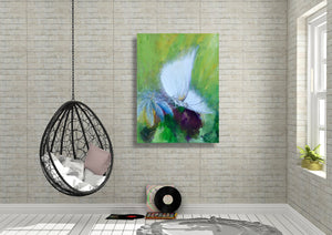 Summer's Day No.2 - Fine Art Canvas Print
