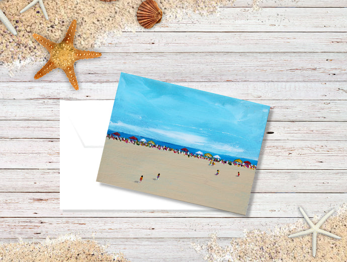 Summertime - Greeting/Note Card