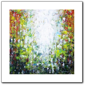 The Source of Light No.1 - Fine Art Print