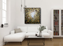 The Source of Light No.2 - Fine Art Canvas Print