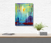 Abstract Three - Fine Art Canvas Print