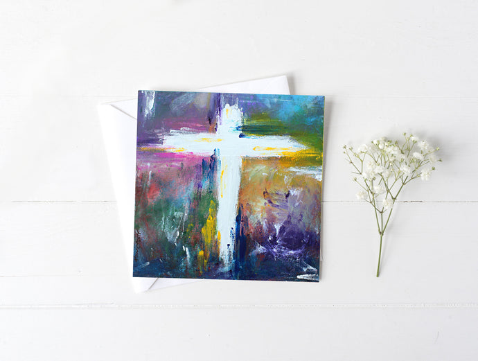 Cross No.6 - Greeting/Note Card
