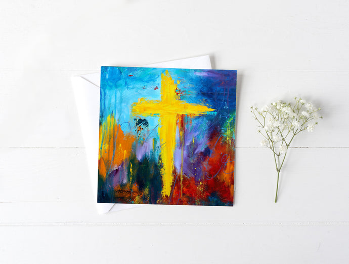 Cross No.8 - Greeting/Note Card