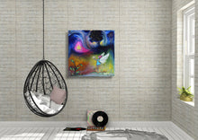 Star Fairy - Fine Art Canvas Print