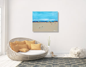 Summertime - Fine Art Canvas Print