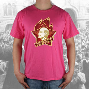Lenin Always Ready Tee