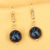 Imeora Lapis 12mm Natural Stone Earrings