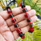 Imeora Knotted Multicolor Cylindrical Shaped Necklace