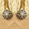 925 Silver Antique Look Studs