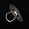925 Silver Antique Look Ring