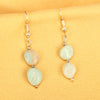 Imeora Amazonite Natural Stone Earrings