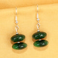Imeora Multi Green Earrings