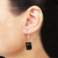 Imeora Black Onyx Earrings