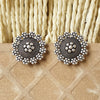 Imeora Antique Look Floral Light Weight Studs