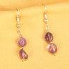 Imeora Light Amethyst Earrings