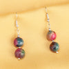 Imeora Multicolor 10mm Onyx Earrings