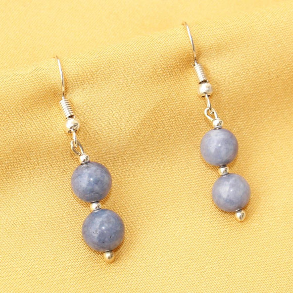 Imeora Blue Chalcedony Charms Of Light Earrings