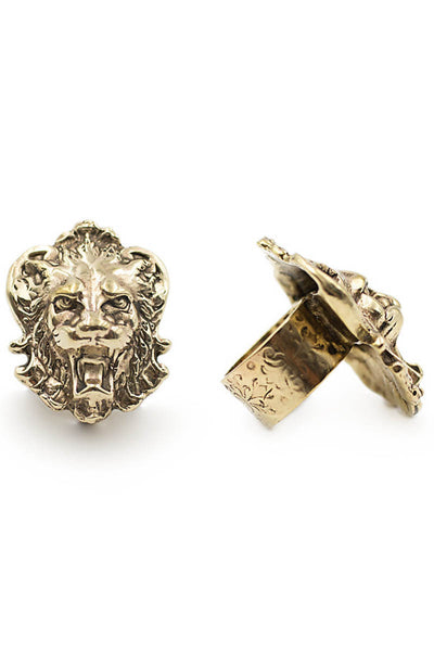 Lioness Cocktail Ring