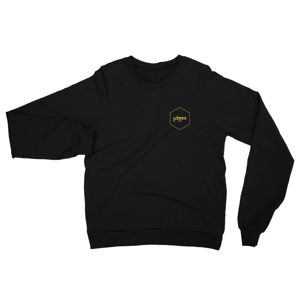Yobees California Fleece Raglan Sweatshirt