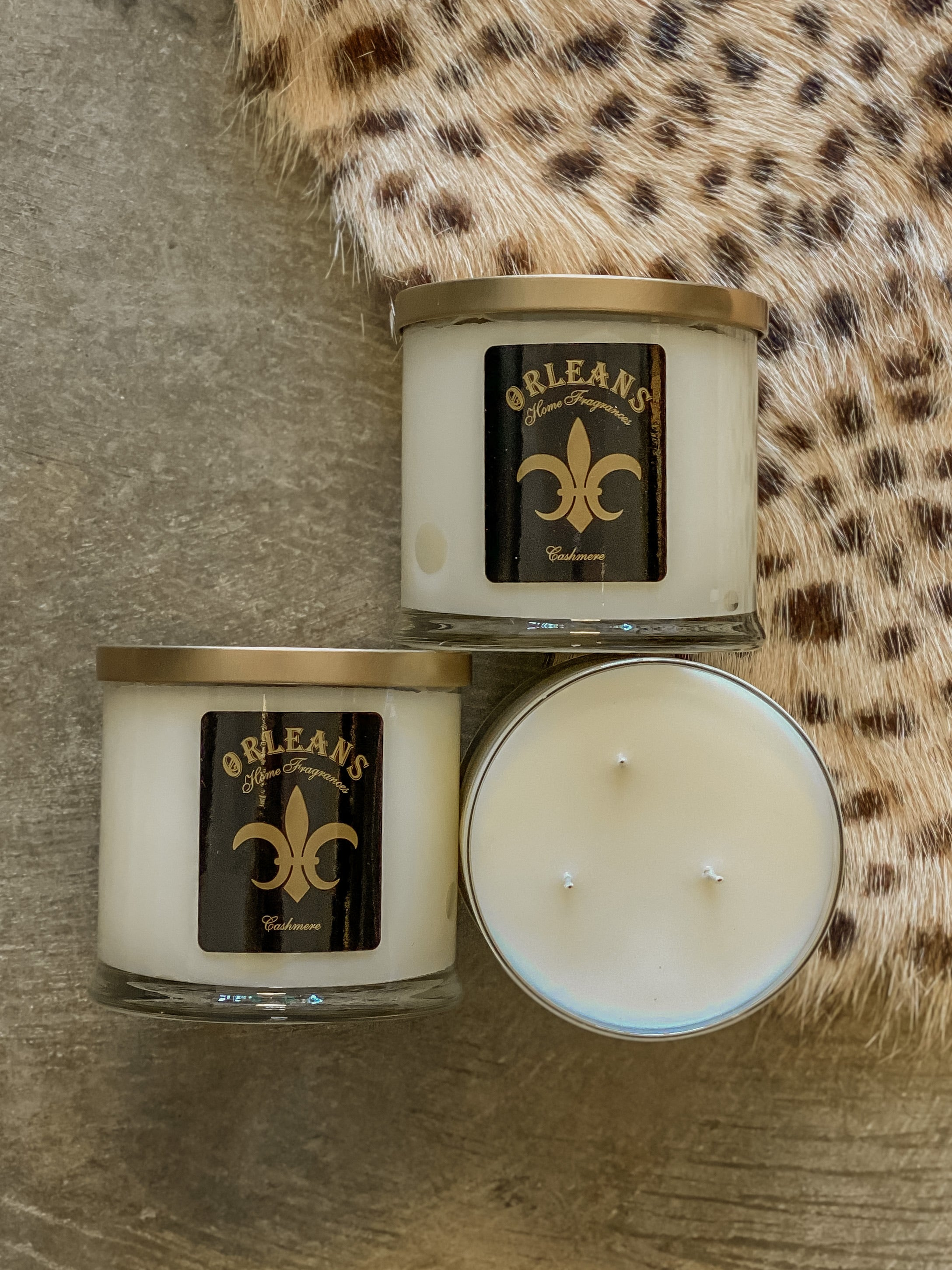 The Orleans Candle