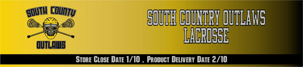 South County Outlaws Team Store