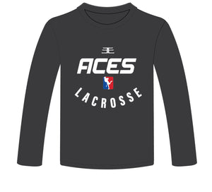 Sac ACES Association Long Sleeve Tee