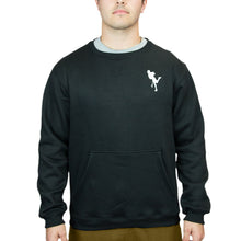 Mission Crew Neck – Black