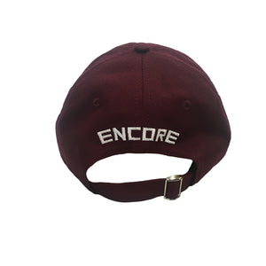 Shooter Hat – Maroon