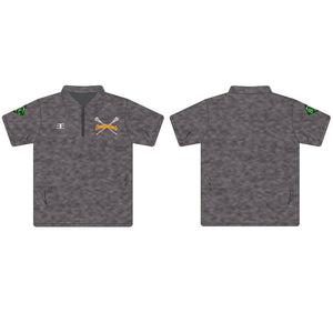Knuckleheads Lacrosse Button up Polo