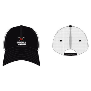 Spring Mills High School Lacrosse Mesh Hat