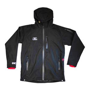 CLOSEOUT: Samurai Jacket  - Black Riptek