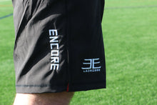 Black Samurai Shorts