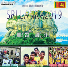 Application-Sri Lanka 2019 Lacrosse Cultural Immersion Trip