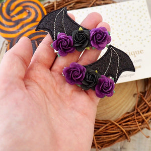 Bat Wing Flower Piggies