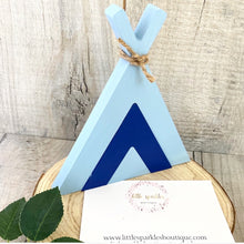 Boys Teepee Decor